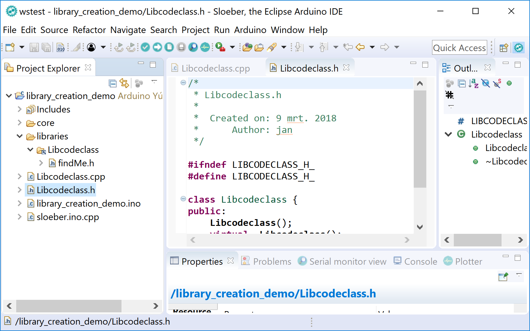 Arduino Eclipse Plugin - How To